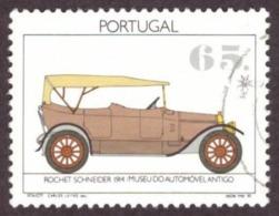 Portugal 1992 -  Museu Do Automóvel Antigo - Oeiras   65$00 - TB - - 1910-... República