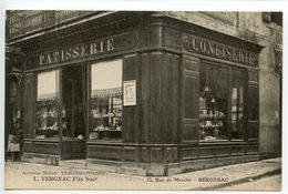Bergerac Pâtisserie Confiserie Vergnac Fils - Bergerac