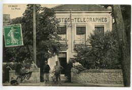 Eymet La Poste - France