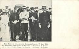 Raid Militaire Bruxelles-Ostende - 27 Août 1902 - Oostende
