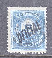 ARGINTINA  OFFICIALS  O 9  (o) - Servizio