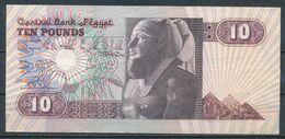 °°° EGYPT - 10 POUNDS °°° - Egipto