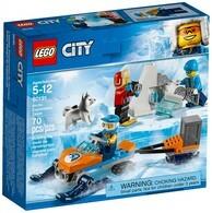 Lego City - LES EXPLORATEURS DE L'ARCTIQUE Arctic Exploration Team Réf. 60190 Neuf - Lego