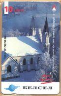 Belarus - GPT, 1CWMD, Minsk. Raubichi (Belarussian Text), Chapels, 5,000ex, 10U, 1/95, Mint NSB - Belarus