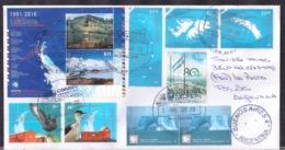 Argentina - 2020 - Lettre - Antarctique Argentine - Îles Malouines - La Faune De L'Antarctique - Timbre Diverse - Argentina