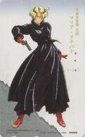 Télécarte JAPON / 110-011 - SEGA ENTERPRISES - MANGA - MARIA TACHIBANA - ANIME JAPAN Phonecard - MOVIC 12103 - BD