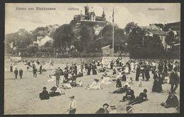 GERMANY BLANKENESE Sullberg Strandleben Old Postcard (see Sales Conditions) 02361 - Blankenese