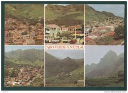 ISLAND S. NICOLAU - CABO VERDE CAPE - Cape Verde