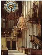 (E 8) Uppsala Church Musical Organ / Grande Orgues - Music And Musicians