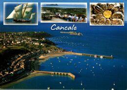 Cancale La Cancalaise Les Parcs A Huitres Et Le Port De La Houle 2010    CPM Ou CPSM - Cancale