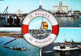 """Carte Postale BOUEE Bateau BAC """"CHAMPLAIN"""" Liason Royan & La Pointe De Grave - Années 80s - Other"""