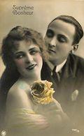 029 852 - CPA - Thème - Couple - Romance - Romantique - Suprême Bonheur - Couples