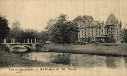 KESSEL HET KASTEEL DE BIST ANVERS ANTWERPEN Bélgica Belgique - Lier