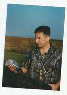 Hunter With Killed Game Sa847-370 - Photos