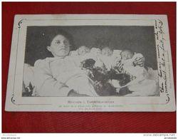 ANDERLECHT - Madame I. Vanderslagmolen Et Ses 3 Enfants - Mvr. Vanderslagmolen En Haar 3 Kinderen - 1913   - - Salute, Ospedali