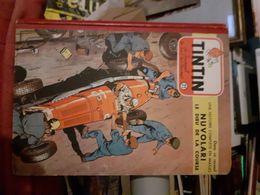 Reliure Tintin 21 Contient Les Numeros 305 Au 317 - Kuifje