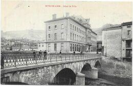 RIVE DE GIER : HOTEL DE VILLE - Rive De Gier