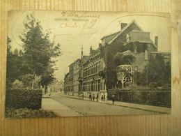 Mortsel Wouwstraat 1922 - Mortsel