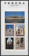 Italie - Italy - Italien Vignette 2001 Y&T N°v(BF1) - Michel N°(?) *** - Vérone - 1946-.. République