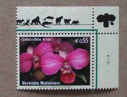 Vi05-01 : Nations-Unies (Vienne) / Protection De La Nature - Orchidée Pragmipedium - Vienna – International Centre