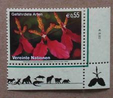 Vi05-01 : Nations-Unies (Vienne) / Protection De La Nature - Orchidée Renanthera Imschootiana - Vienna – International Centre