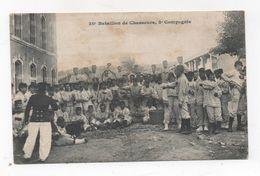 Cpa 54 BACCARAT Le  20° Bataillon De Chasseurs à Pied 2°compagnie Corvée D'épluchure De Patates à La Caserne - Baccarat
