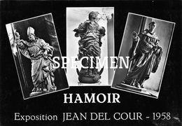 Exposition Jean Del Cour 1958 -  Hamoir - Hamoir