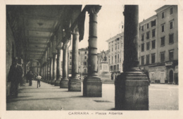 CPA - Carrara - Piazza Alberica - Carrara