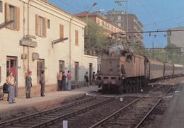 CPA - Cairo Montenotte - Stazione Di Cairo Montenotte - Otras Ciudades