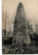 CP MERDRIGNAC Menhir De La Pellionnais - Frankreich