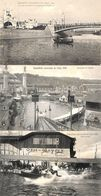 Liège Exposition Universelle 1905 - Lot 3 Cartes (animée D T C...voir Scans) (lot 5) (petit Prix Fixe) - Liege