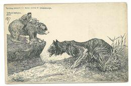 Orens Le Burin Satirique N°28 War Russia Japan Tigre Japonaise Edition 250 Ex! RR!! - Orens