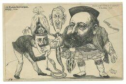 Orens Le Burin Satirique N°35 Visite Du Roi D'Italie á Londres 1903 Edition 250 Ex! RR!! - Orens