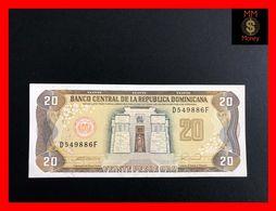 DOMINICANA 20 Pesos Oro 1990  P. 133   XF \ AU - Dominicana