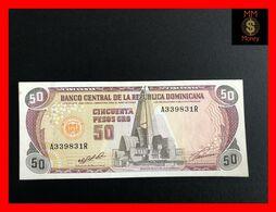 DOMINICANA 50 Pesos Oro 1991  P. 135  XF - Dominicana