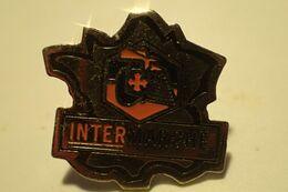 Magasin Intermarché , Hyper , Carte De France - Trademarks