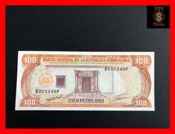 DOMINICANA 100 Pesos Oro 1991  P. 136  UNC - Dominicana