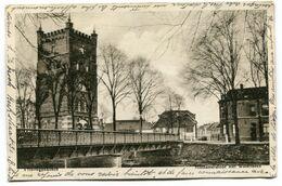 CPA - Carte Postale - Pays Bas - S-Hertogenbosch - Hinthamereinde Met Watertoren - 1920 (D13194) - 's-Hertogenbosch