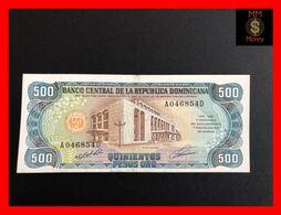 DOMINICANA 500 Pesos Oro 1992 *COMMEMORATIVE*    **RARE**  P. 141  XF \ AU - Dominicana