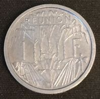 LA REUNION - 1 FRANC 1948 - REPUBLIQUE FRANÇAISE - KM 6 - Réunion