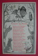 1910 Julo Maraval Espéranto Félibre Occitan Counté De Nadal 2 Signatures Sans éditeur Dos Scanné - Philosophie