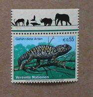 Vi06-01 : Nations-Unies (Vienne) / Protection De La Nature - Caméléon Tapis - Vienna – International Centre
