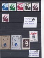 Pologne Solidarnosc - Solidarnosc Labels