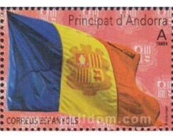 Ref. 620078 * MNH * - ANDORRA. Spanish Adm.. 2020. FLAG . BANDERA - Flags