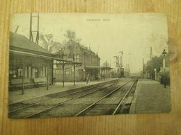 Oude God Statie 1921 - Mortsel