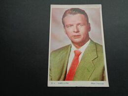 Artiste ( 1084 )  Artiest ( Pas Une Carte Postale ) John Lund  : Bioscoopreclame Reclame Cinema Gent  Gand - Werbetrailer