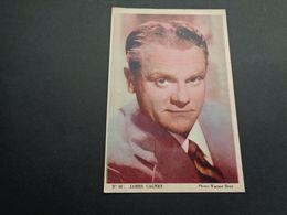 Artiste ( 1088 )  Artiest ( Pas Une Carte Postale ) James Cagney : Bioscoopreclame Reclame Cinema Gent  Gand - Publicité Cinématographique