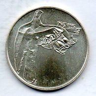 CZECH REPUBLIC, 200 Korun, Silver, Year 1995, KM #15 - Tchéquie