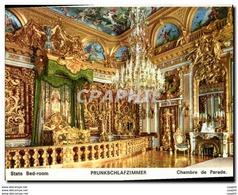 CPM Chambre De Parade En Style Louis XIV Le Lit Royal Servait De Trone Pendant Le Petit Et Le Grand - Germany