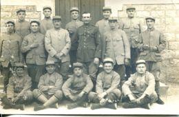 N°1994 R -carte Photo Régiment à Identifier - Regiments